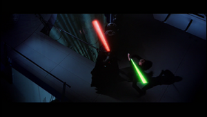 Darth Vader chooses