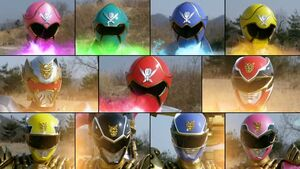 Gokaiger Goseiger Super Sentai 199 Hero Grand Battle cap13