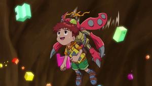 Koshiro and Tentomon