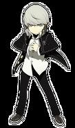 PQ Protagonist Persona 4 Render