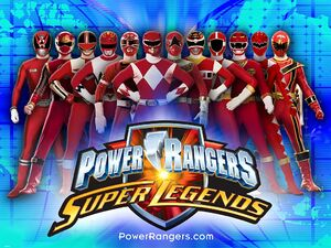 PowerRangersLegendsWallpaper1024