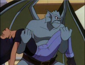 Gargoyles-deadly-force