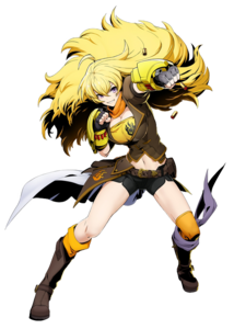 Yang Xiao Long (Cross Tag Battle)