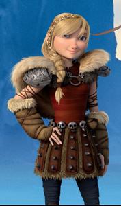 Astrid HTTYD2
