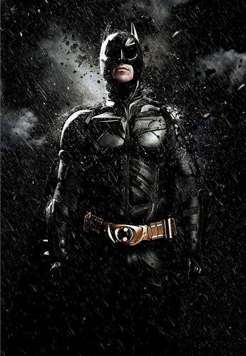 The Dark Knight/Rises