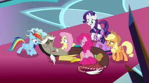 Discord too weak to stand up S9E2