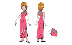 FwPCMH movie1-BD art gallery-02-Misumi Nagisa dress