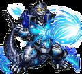 Z Godzilla X Monster Strike - Kiryu