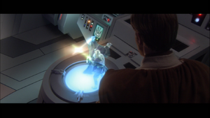 Anakin footage