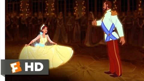 Anastasia (1 5) Movie CLIP - Anastasia's Ballroom Fantasy (1997) HD-0