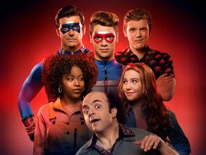 Henry Danger Main Cast