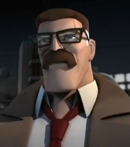 James Gordon (Beware the Batman)
