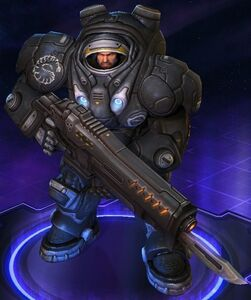 Jim Raynor Renegade Commander 1