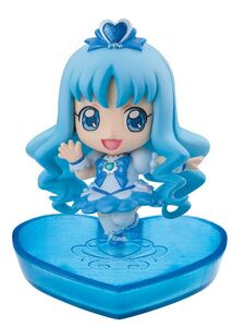 Megahouse petit chara heart catch precure03