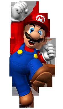 NewSuperMarioBros-Mario