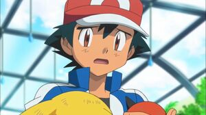 Ash's Shocked