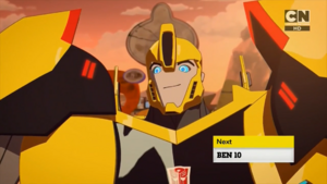 Bumblebee (Let's rev up and roll out! (Final)