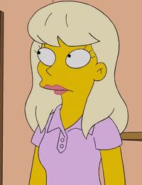 Gretchen the simpsons