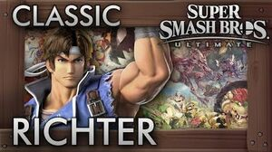 Super Smash Bros. Ultimate Classic Mode - RICHTER - 9