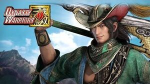 Dynasty Warriors 9 - Zhou Cang's End (The Future of the Land)
