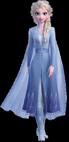 Frozen II/Hair braid