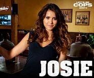 Josie at Georgie's