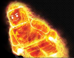 Lego-Human-Torch