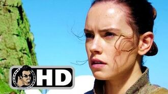 STAR WARS THE LAST JEDI Blu-Ray Clip - Dark Side of Rey (2018) Daisy Ridley Sci-Fi Movie HD