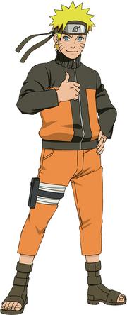 Naruto uzumaki by xuzumaki-d4qb5tn