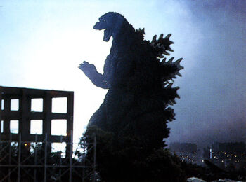 Rebirth Godzilla