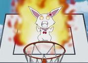 Ruby on fire