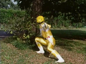 Yellow Mighty Morphin Power Ranger