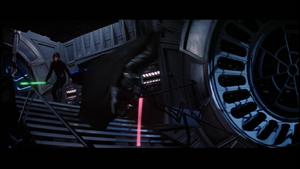 Darth Vader flipping