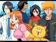 Orihime and Everyone