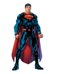 Superman (DC Rebirth Suit)