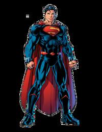 Superman (DC Rebirth Suit)
