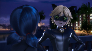 The Evillustrator - Cat Noir and Marinette 22