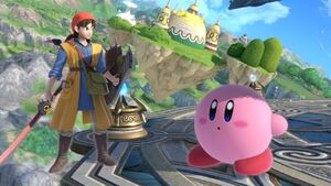 Kirby and eight by user15432 ddfori8