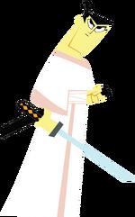 Samurai Jack Render