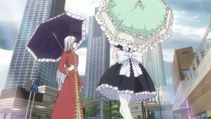 Ayame & Mine from Opening 2