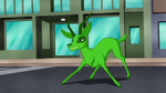 DCSG Beast Boy as Gazelle
