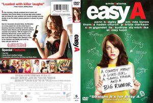 Easy A - English f