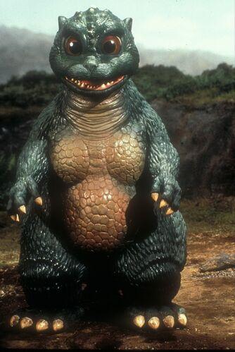 Little Godzilla