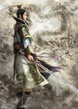 Liu Shan Artwork (DW9)