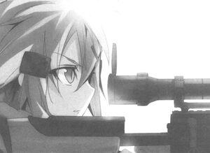 Sinon Shoots (Novel)