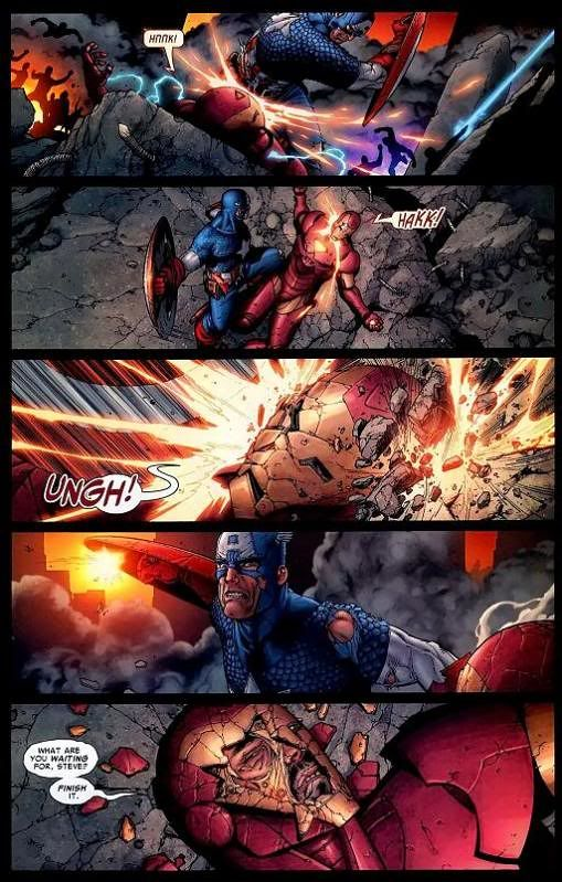 image captain america vs iron man everything you need to know