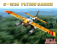 G 1026 flyingbaron by tarrow100-damozrs