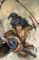 Jubei Kibagami- Combat Mode
