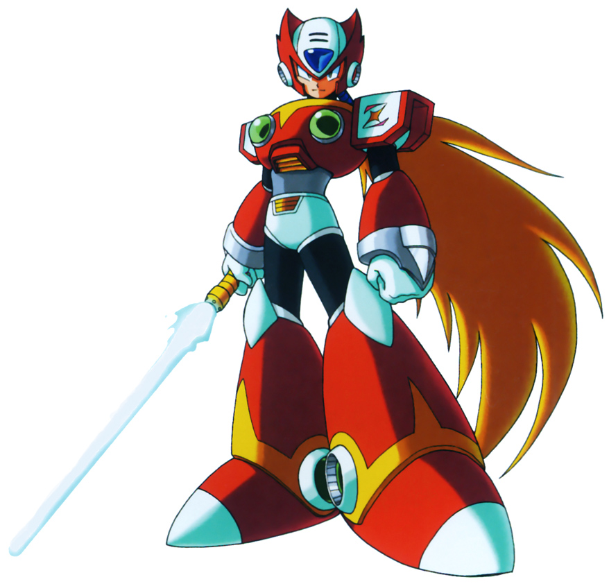 Zero mega man x heroes wiki fandom powered by wikia for Mission exe