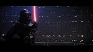 Darth Vader apoplectic
